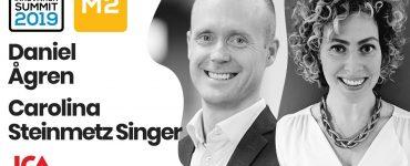 Empowering an Organization with Self-Service Analytics-Daniel Ågren & Carolina Steinmetz Singer, ICA