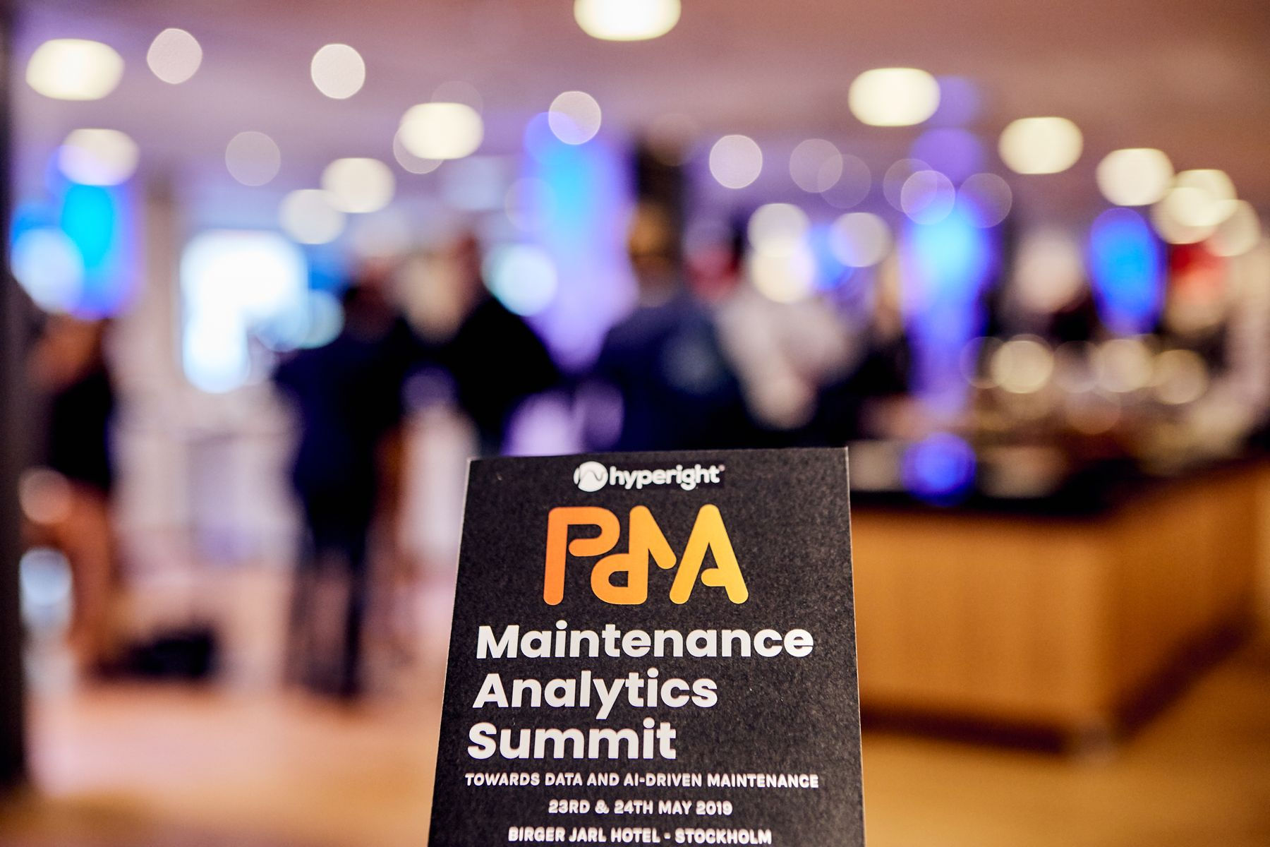 Maintenance Analytics Summit