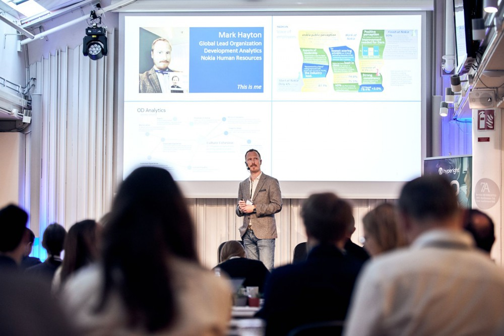 Why and how Nokia changed the game with people analytics