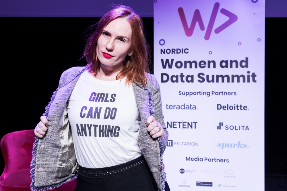Nordic Women and Data Summit