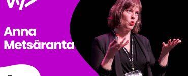 Creating sustainable value with AI - Anna Metsäranta, Solita