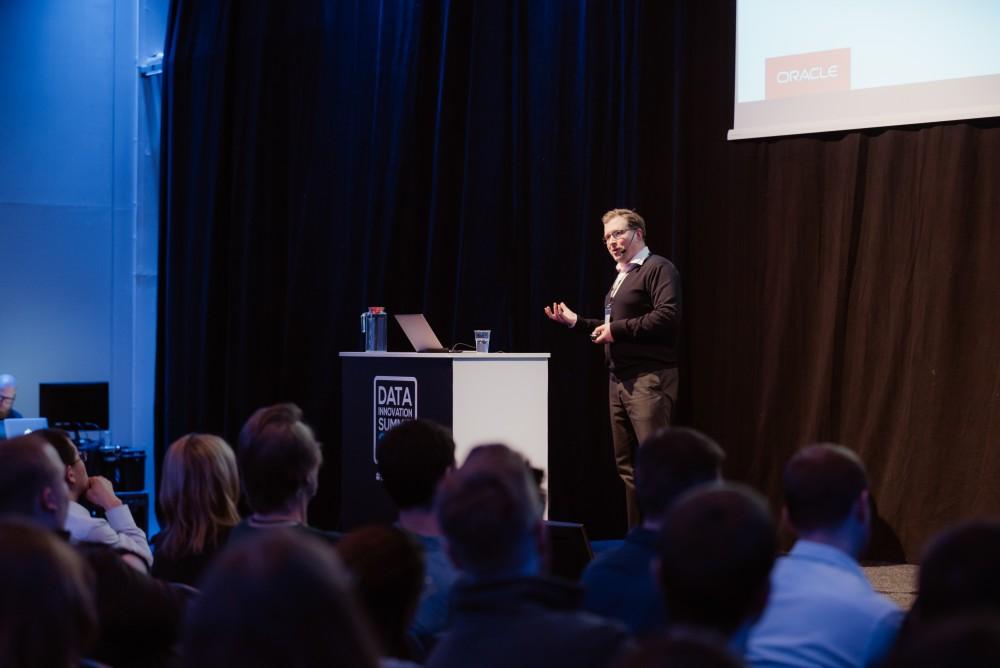 Mats Stellwall, Data Scientist, EMEA Analytics & Big Data SWAT Team at Oracle