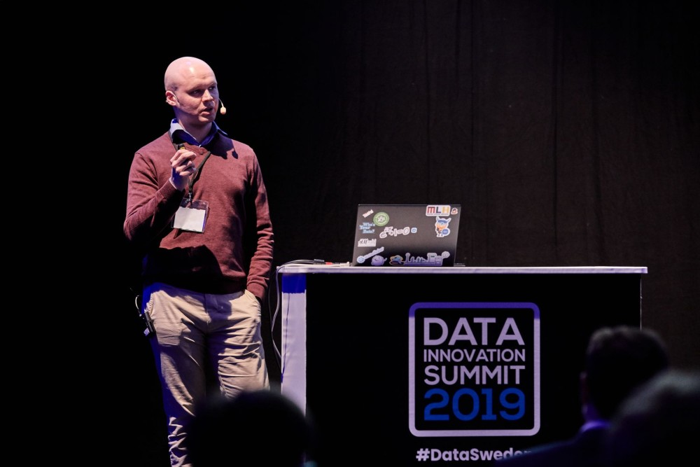 Heikki Pulkkinen, Lead Data Scientist at VR Group