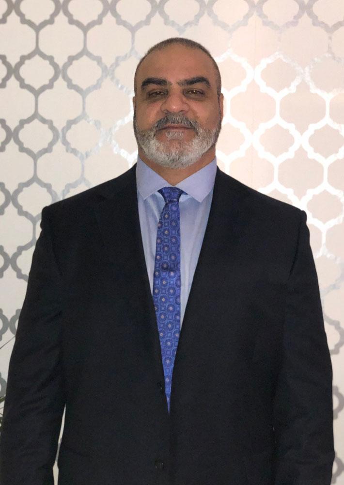 Hamid Al-najjar, Maintenance Engineer at Seco Tools
