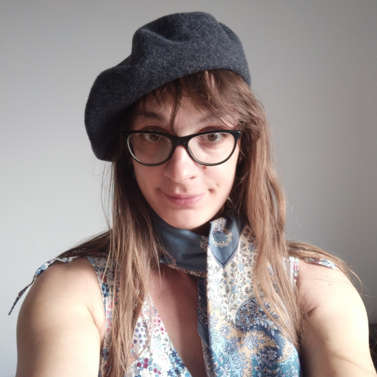 Victoria Chudinov, Data Scientist at DSB Digital Labs