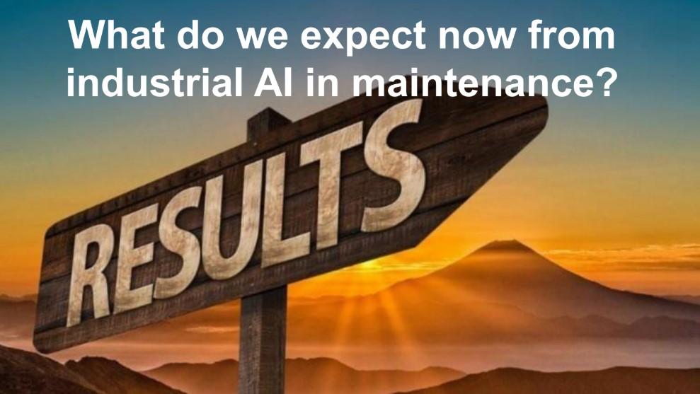 Diego Galar's Closing Remarks at the Maintenance Analytics Summit 2020