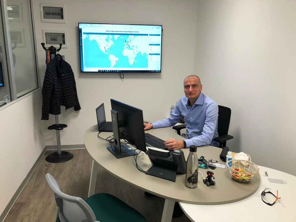 Renato Magliacani - Digital Technology Leader - Asset & Tool Performance at Baker Hughes