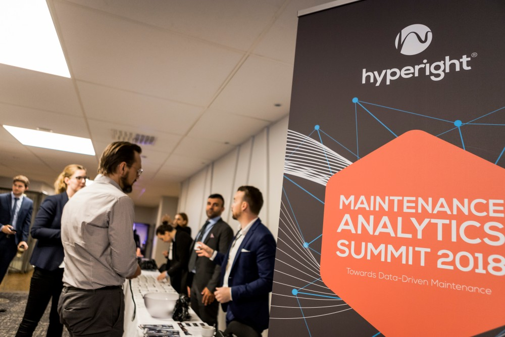 Maintenance Analytics Summit 2018