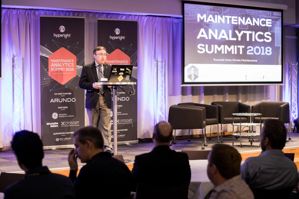 Diego Galar - Chairman of the Maintenance Analytics Summit