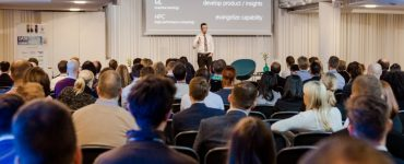 Data Innovation Summit: 5 years of data and analytics journey (2016)