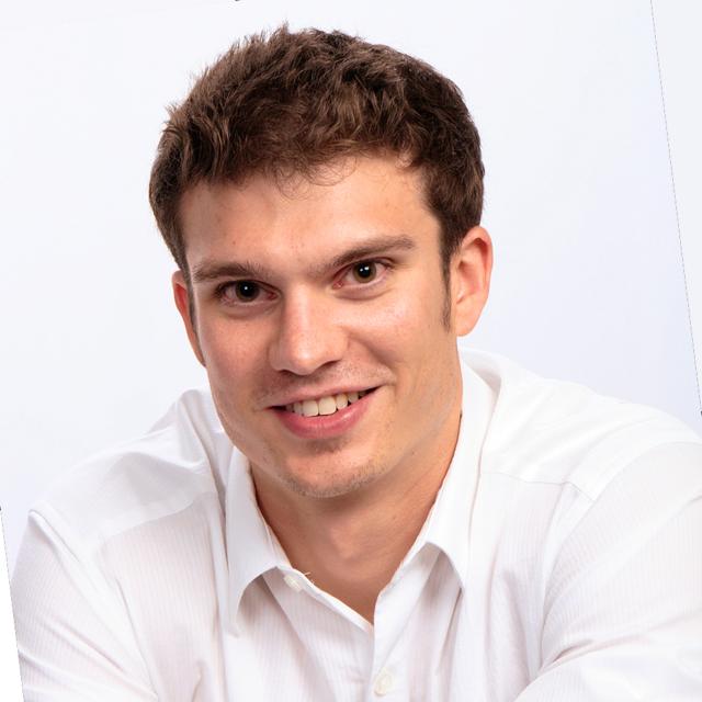 Jacob Olsufka, Visual Analytics Engineer at Spotify