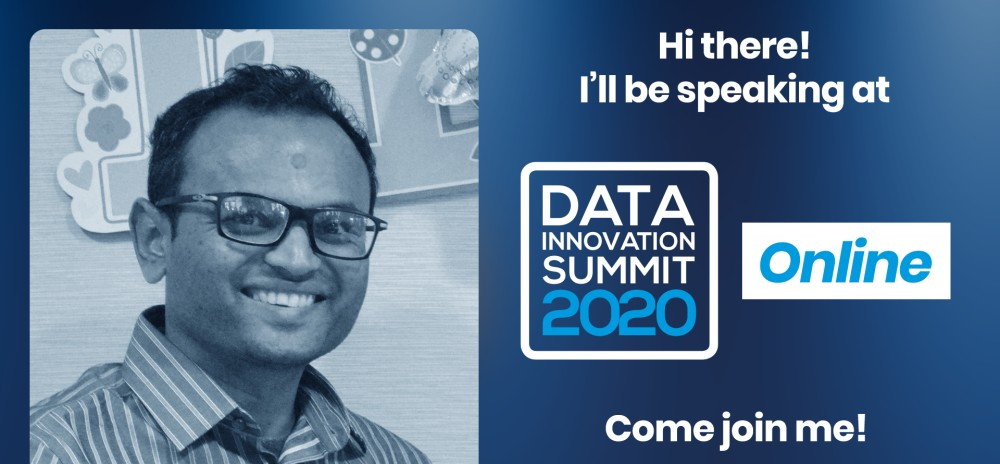 Jayesh R. Patel, Senior Data Engineer at Rockstar Games at the Data Innovation Summit