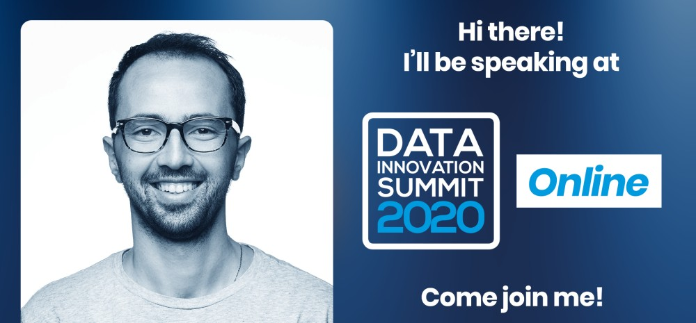 Mehdi Ben Ayed, Senior Engineer, ML Engineering at Zynga at the Data Innovation Summit