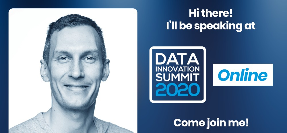 Patrick Halina, Architect, ML Engineering at Zynga at the Data Innovation Summit