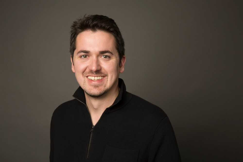 Todd Mostak, CEO and Co-FOunder of OmniSci