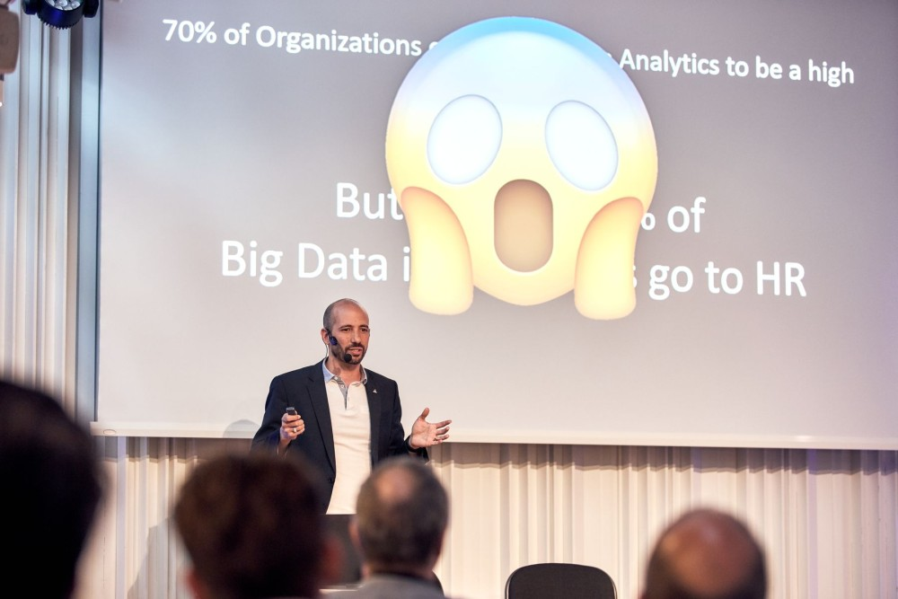 David Dadoun, (former Senior Director of Business Intelligence and Data Governance  The ALDO Group) currently Head Of Enterprise Data and Business Intelligence at Ubisoft: People analytics: Why do people deserve analytics?