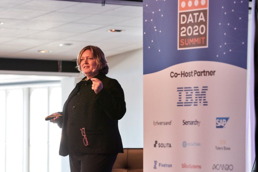 Julie Lockner, Director, Data and AI Portfolio Operations, Customer Experience and Offering Management at IBM