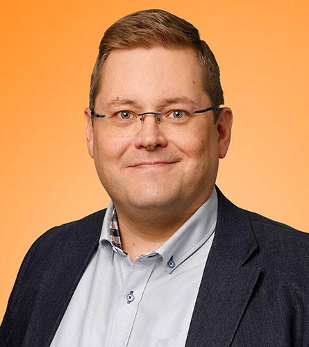 Mikko Muurinen, Head of Data & AI at Helen