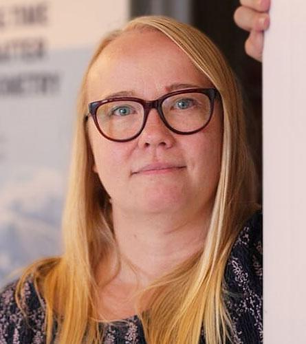 Minna Kärhä - Data and Analytics Lead | Finnair
