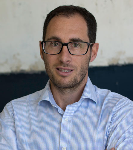 Shaun Rolls - Head of Data Foundation   SEB