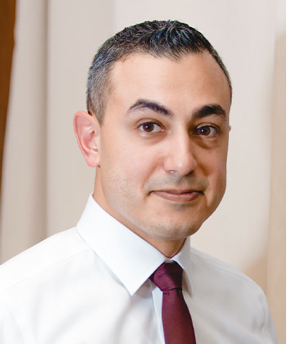 Ziad Doleh, Former Deputy General Manager at Electronic Government Authority of Ras Al Khaimah (RAK)