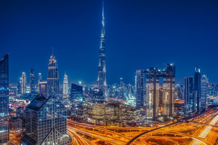 Data & AI maturity in the Middle East and Africa: UAE