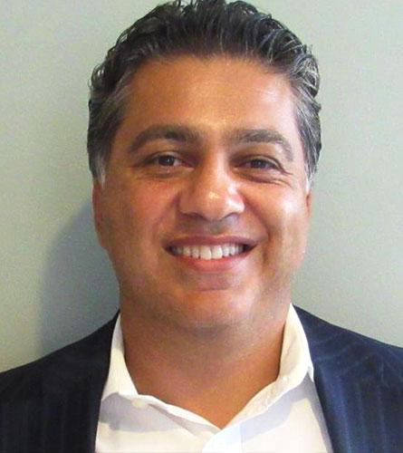 Kaveh Djavaherian, Head of Global Cloud & Hosting at Electrolux