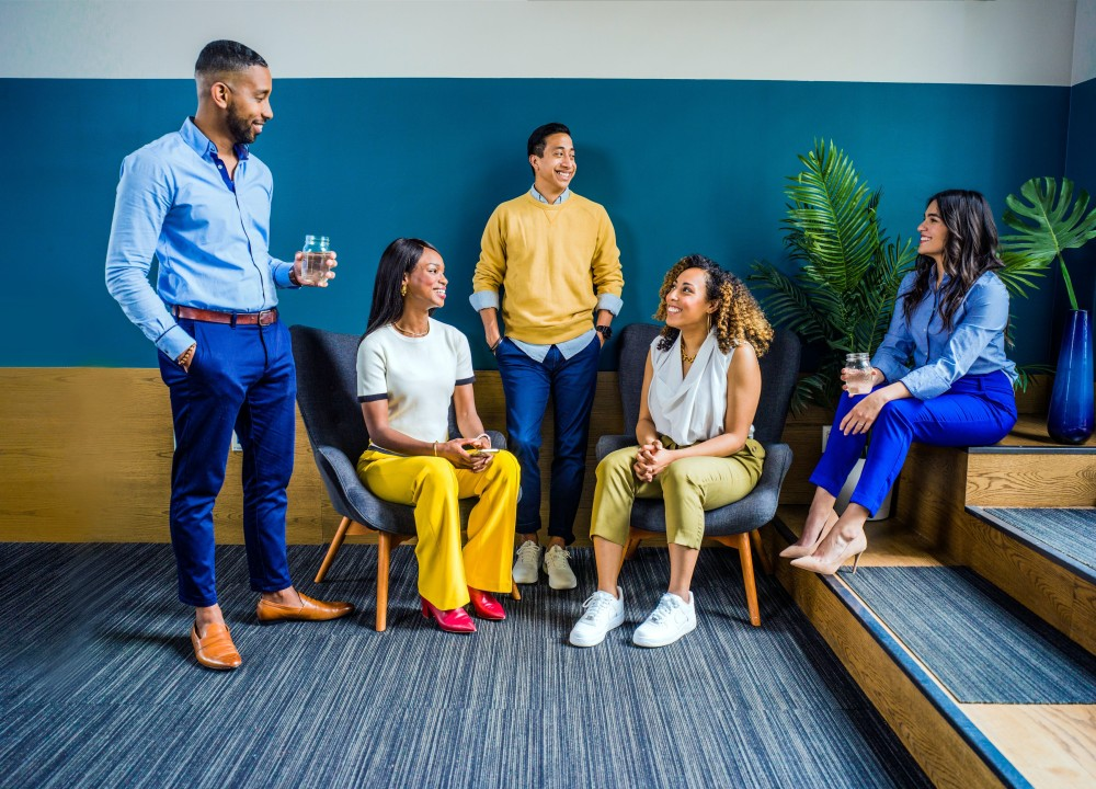 Future leaders are those who understand the value of connectedness: Interview with Starling D. Hunter