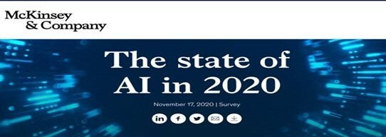 The state of AI in 2020
