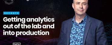 Getting analytics out of the lab and into production - Martin Willcox, Teradata