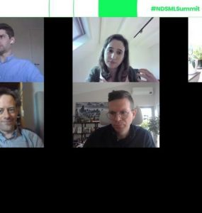 Panel: DS and ML challenges and opportunities across Industries