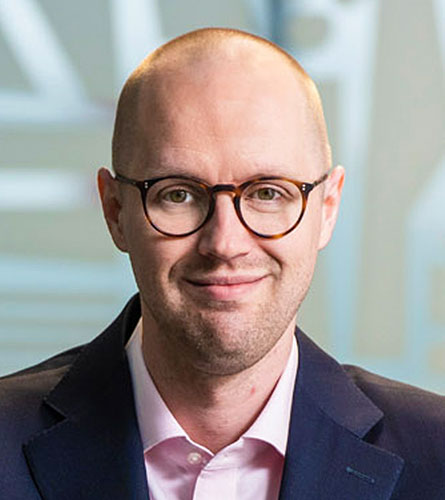 Janne Liuttu, Chief Data Scientist at Ramboll