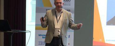 The Disruptive Power of Data - Greg Hanson