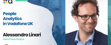 People Analytics in Vodafone UK - Alessandro Linari, Vodafone UK