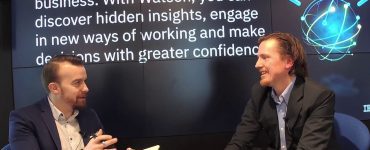 Data Centric Enterprise - Interview with Patrick Couch