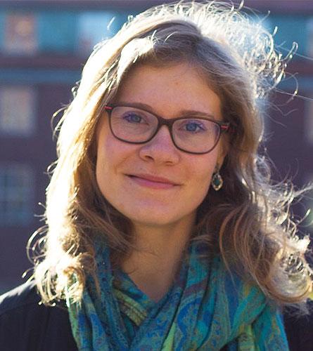 Milda Norkute, Senior Designer at Thomson Reuters