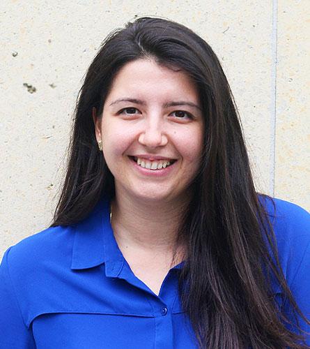 Nina Hristozova, Data Scientist at Thomson Reuters