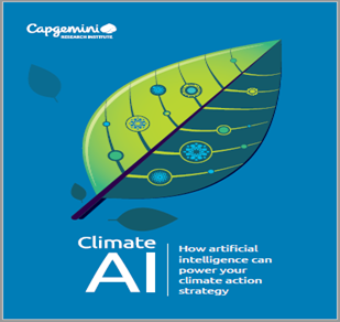 Capgemini Research on how AI to Power Climate Action Strategy