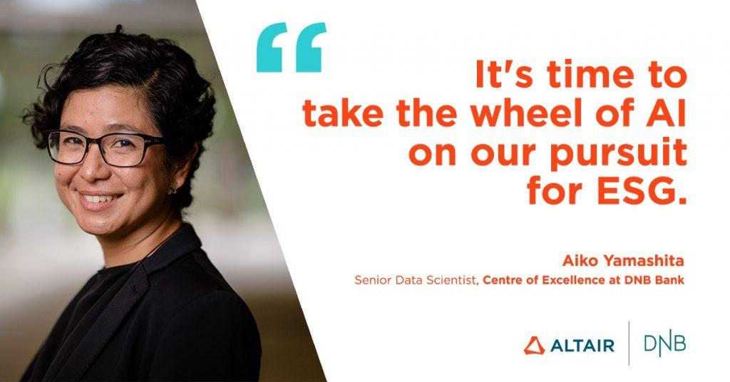 Aiko Yamashita on Altair's Future Says Series