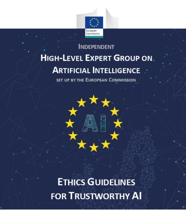 Ethical Guidelines for Trustworthy AI by European Commission