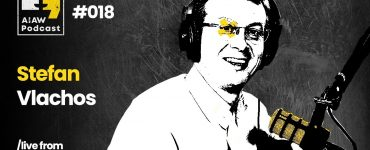 AIAW Podcast Episode 018 - Stefan Vlachos