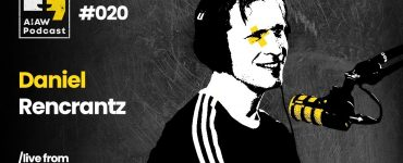 AIAW Podcast Episode 020 - Daniel Rencrantz