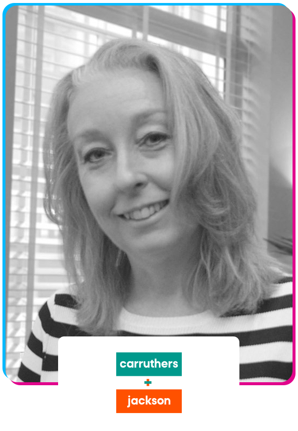 Caroline Carruthers, CEO at Carruthers and Jackson